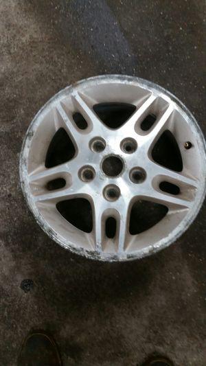 Grand Cherokee 16 in aluminum rim for Sale in Acton, MA