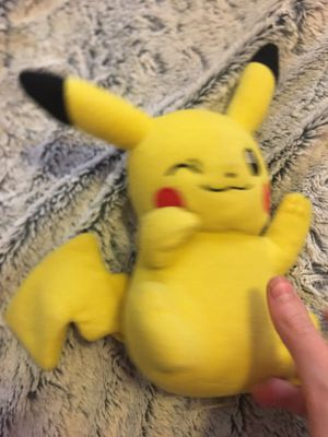 Pikachu Plushie for Sale in Mason, OH