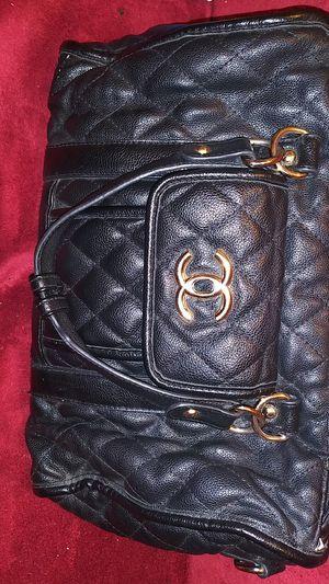 Chanel black hand bag for Sale in Las Vegas, NV