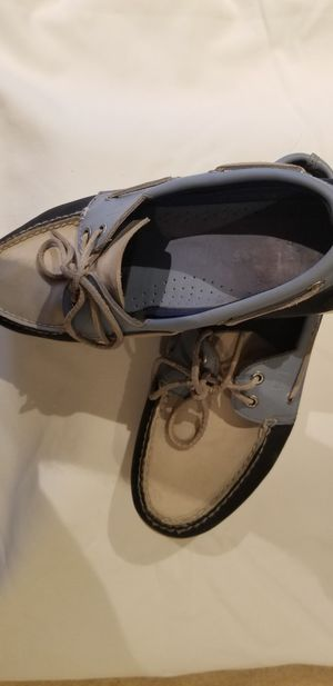 Sperry topsider boat deck shoes size 10 for Sale in Poway, CA