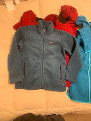 Patagonia jacket medium in Kids size 10 for Sale in Cerritos, CA