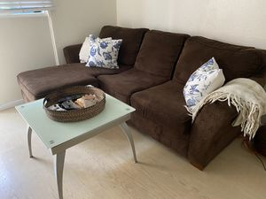 Brown Pull out mattress couch for Sale in San Diego, CA