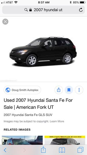 Used 2007 Hyundai for Sale in San Francisco, CA