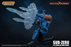 "Storm Collectibles Mortal Kombat Sub-Zero 7"" for Sale in Chicago, IL"