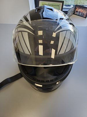 Typhoon youth extra large motorcycle helmet. for Sale in Laurel, MD