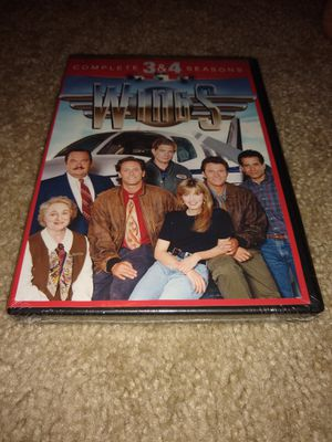 Wings: Complete Seasons 3 4 (DVD, 2014, 5-Disc Set). Condition is Brand New. for Sale in Garner, NC