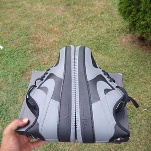 $140 local pick up Size 12 only Nike Air Force 1 low Raiders ID Edition Very Rare. for Sale in Norcross, GA