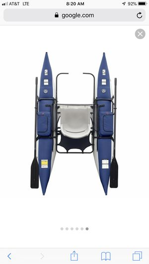Inflatable pontoon boat for Sale in Minneapolis, MN