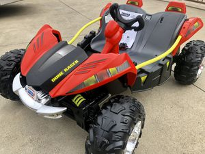 Red Dune Racer 12volt electric kids ride on cars power wheels for Sale in Irvine, CA