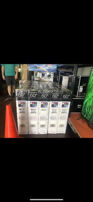 60 INCH SMART 4K BRAND NEW TV SALE !! HUGE SALE for Sale in Los Angeles, CA