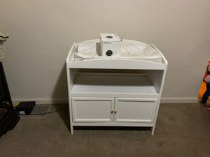 Changing table for Sale in Bethlehem, PA