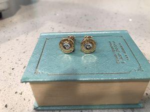 Gold earrings for Sale in Battle Ground, WA