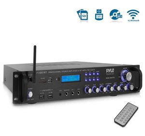 PYLE P3001BT - Bluetooth Hybrid Amplifier Receiver for Sale in Fontana, CA