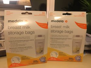 Medela Storage Bags for Sale in Cottage Grove, OR