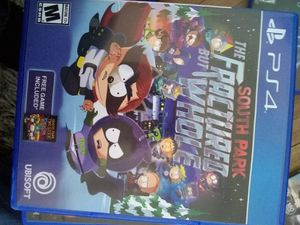 South Park fractured but whole ps4 for Sale in Collins, GA