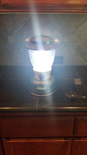 Coleman rechargeable lantern for Sale in Bonney Lake, WA