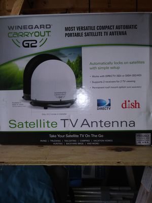 Portable Satellite Antennea for Sale in Hastings, MN