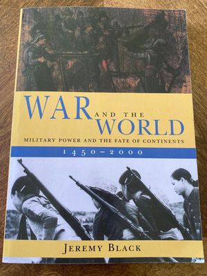War and the World & Science and Technology Word History for Sale in Melvindale, MI