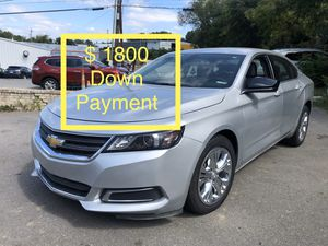 2015 Chevy Impala $ 1800 Down Payment for Sale in Nashville, TN