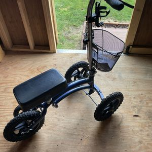 Knee Rover All Terain Scooter Blue for Sale in Ocean Shores, WA