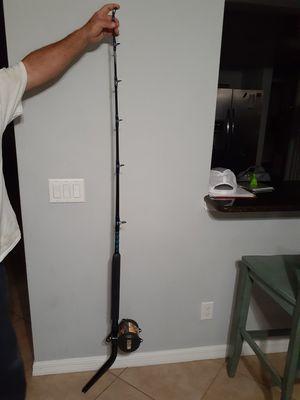 Custom made bent butt rod for Sale in Deltona, FL