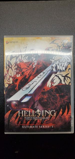 Hellsing Ultimate Volume 1 DVD for Sale in Lathrop, CA