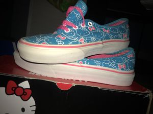 Limited edition vans for Sale in Miami, FL