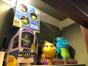 Toy story collection for Sale in Dallas, TX