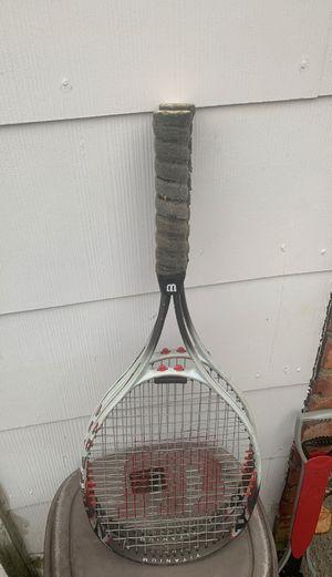 Tennis rackets power bridge Wilson x2 for Sale in Oceanside, NY