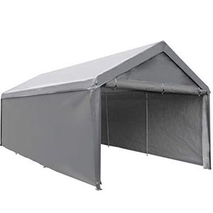 Extra Large Heavy Duty Carport with Removable Sidewalls Portable Garage Car Canopy for Sale in Henderson, NV