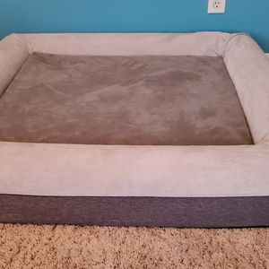 Orthopedic Memory Foam Dog Bed for Sale in Crownsville, MD