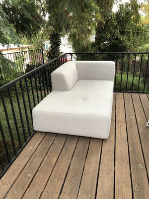 West elm chaise for Sale in Vista, CA