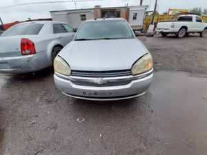 Chevy malibu 2004 only parts engine and transmission good for Sale in Opa-locka, FL