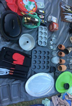 kitchen stuff for Sale in Lynwood, CA