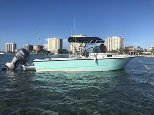 26 Proline Walkaround - Yamaha Four Stroke for Sale in Coral Springs, FL