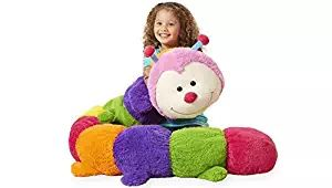 Toy plush Caterpillar 8ft long HAVE MORE ACTUAL PICTURES for Sale in Colorado Springs, CO