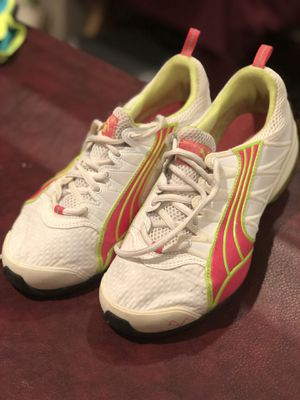 Puma sneakers, size 8 for Sale in Rockville, MD