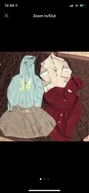 Used, 4 Girls Sweater Size 5 for Sale for sale  Queens, NY