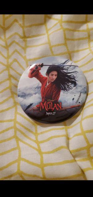 Mulan Pin for Sale in Long Beach, CA