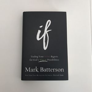If, By Mark Batterson for Sale in Upper Marlboro, MD