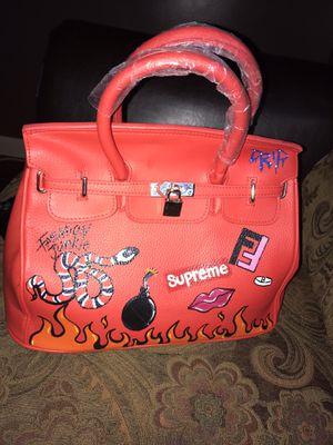 Custom made designer bag for Sale in Durham, NC