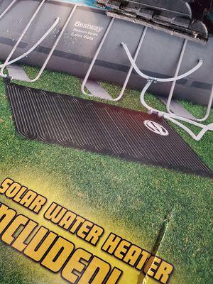 Solar water heater. for Sale in San Bernardino, CA