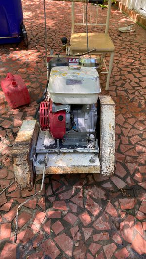 Miller concrete saw for Sale in Fayetteville, GA