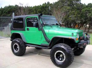 Asking $12OO Jeep Wrangler 2004 for Sale in Arlington, VA
