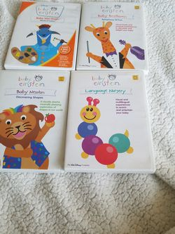 Baby Einstein Dvd's for Sale in Mission Viejo,  CA