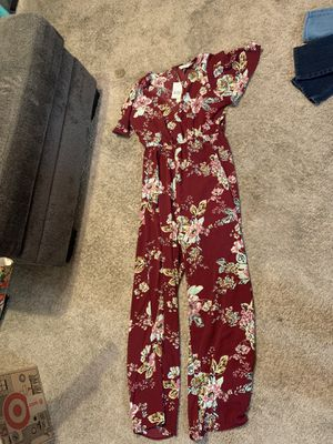 Floral Jumpsuit for Sale in Crestview, FL