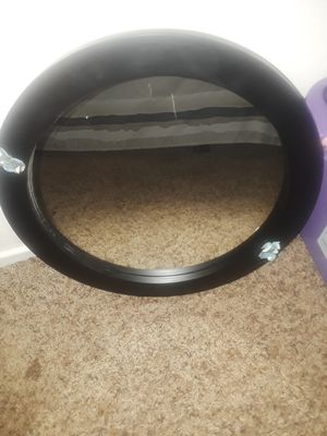 Small circle wall mirror for Sale in Perris, CA