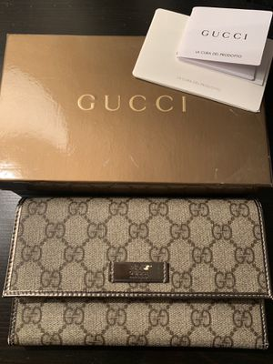 Authentic Gucci Wallet for Sale in Chula Vista, CA