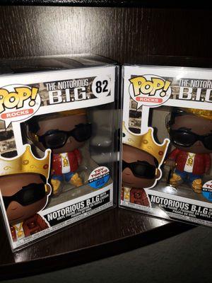 """NYCC """"BIGGIE SMALLS"""" FUNKY POP for Sale in Springfield, VA"""