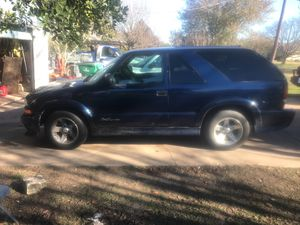 04 Chevy blazer extreme 4.3 v6 for Sale in Pflugerville, TX